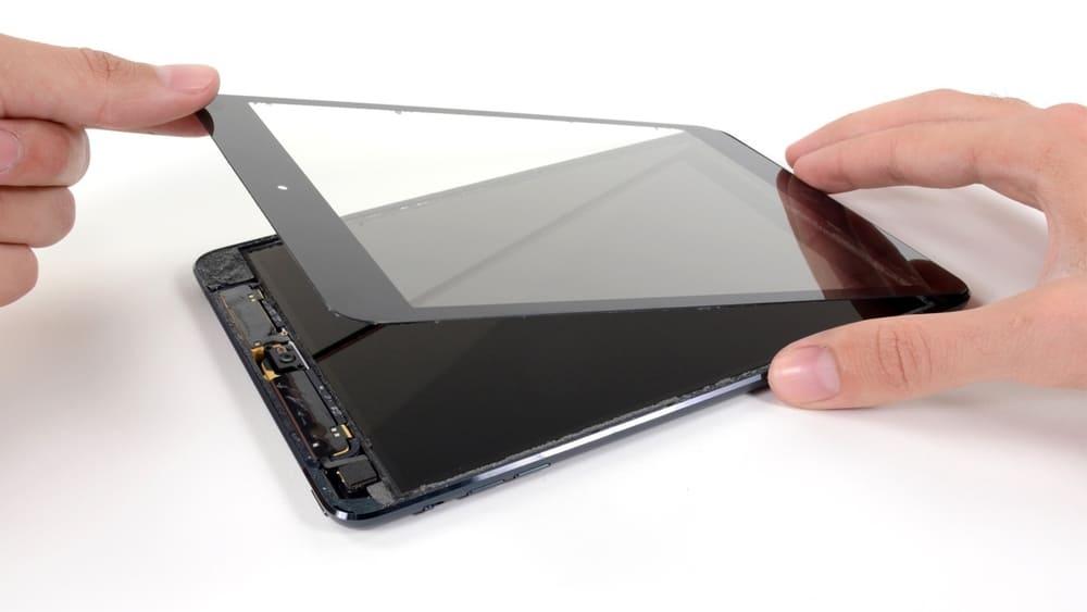 Внешний видэкрана смартфона