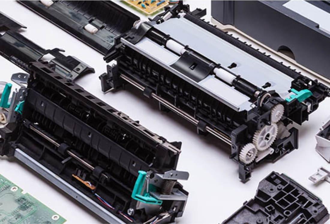 Ремонт блока принтера